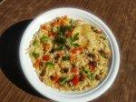 Pollo con arroz a la griega Sabor de Reyes