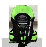 Chaleco Ski Superbebe con cuello Aquafloat