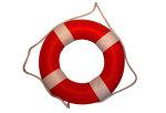 Salvavidas Circular 50 cm de tela Aquafloat