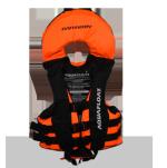 Chaleco Ski Niños Talle 3 con cuello Aquafloat