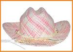 Sombrero tipo cowboy ROSA Aventura