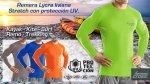 Remera Lycra Protección UV Kon Kawá