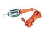 Lámpara Portátil 10 Mts de cable naranja 220W